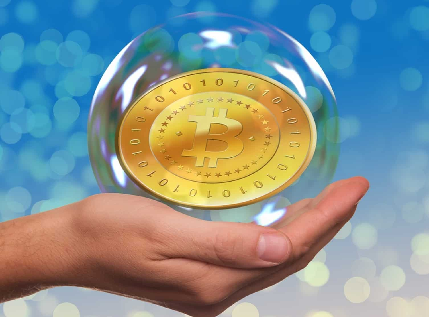 the myth of the cryptocurrency bubble pop